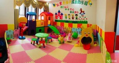 北海市早教中心 婴幼儿培训 小孩托管