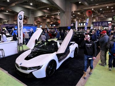 2021年加拿大新能源电动车展 MEVS-汽车展会
